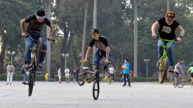 ~REAL TOUGHNESS TOKYO BMX