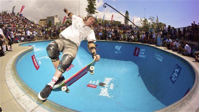 Skateboarding Meets Four-Cross Racing – Red Bull Feel the Wheel
