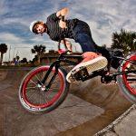 100PSI BMX FLATLAND Contest 2016