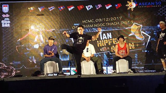 Bboy lee| Final iAN Hipfest 9/12/2017