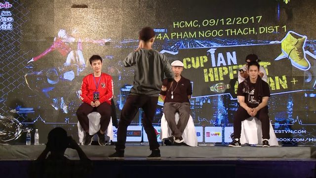 LA Difference – independent | Top 4 Cup iAN Hiipfest Asean 9/12/2017
