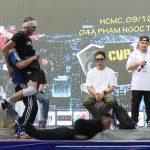 Top Coalition Taiwan – Vhight P Thailan | Top 8 Final Cup iAN Hipfest 09/12/2017