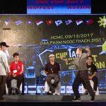 Anh Cá VOi Đen Tinh Vi – MAd Fun | Top 4 Hipfest Asean 9/12/2017