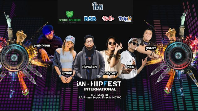 iAN Hipfest International 2018