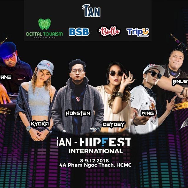 chung kết iAN Hipfest International 2018
