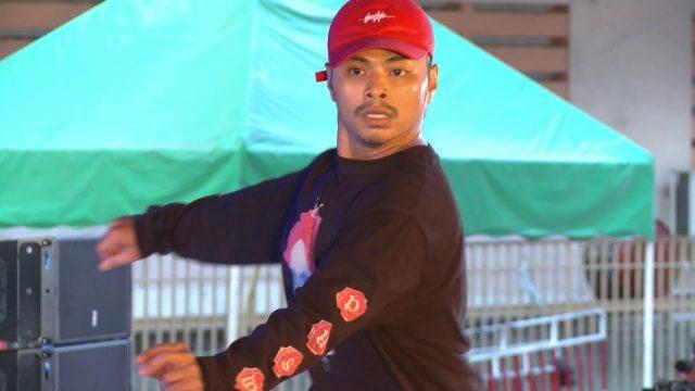 Moe Kvaw Soe (Myanma) – MC Buck (VN) HIPFEST 2018