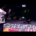 Sean garnier vs yosuke yokota in red bull street style WORLD FINAL 2008