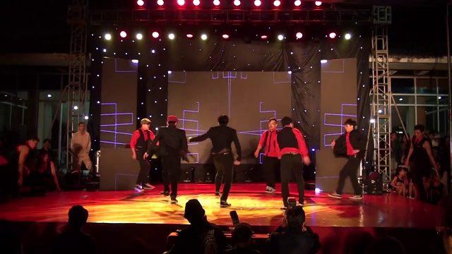 SINE – Showcase Hà Nội Hipfest 2017