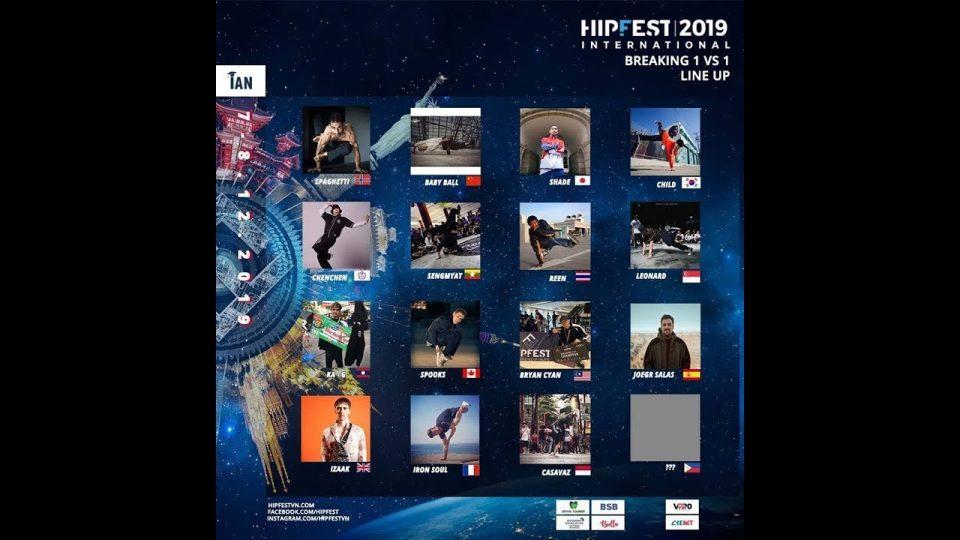 HipFest Uni 2019: Sân chơi sáng tạo, giao lưu học hỏi hứng khởi và đầy bất ngờ dành cho các bạn trẻ đam mê vũ đạo