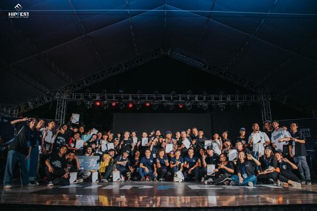 """Hipfest 2019 """"iAN – Hipfest International"""" Chung kết world final: hội tụ những ngôi sao lớn Hiphop thế giới - 2"""