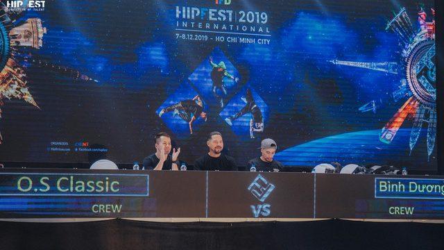 Liên hoan các nhóm nhảy quốc tế Hipfest 2019