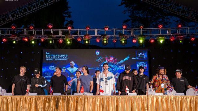 """Hipfest 2019 """"iAN – Hipfest International"""" Chung kết world final: hội tụ những ngôi sao lớn Hiphop thế giới"""