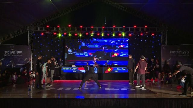 Killa Beat VS Điếu Cầy | Final | Hipfest 2019
