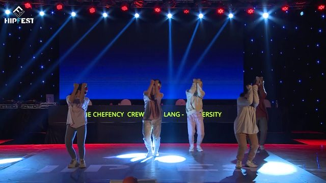 The Chefency – ĐH Văn Lang | Hipfest Uni 2019 | Showcase